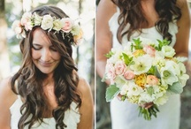 Ultra Romantic Wedding Inspiration / by OneWed
