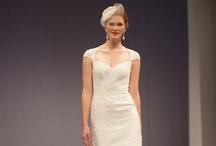 Cap Sleeve Wedding Dresses / by OneWed