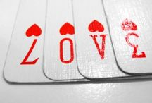 52 Pickup / Playing cards / by { briana }