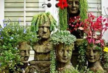 GARDEN STUFF / plants and ideas for the garden / by Kathleen Harvey
