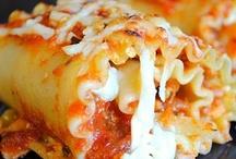 italian food / by Annette Morsie