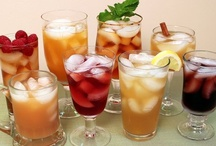 Refreshments for All / All types of drinks for everyone / by Sharon Brown