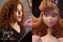 Bernadette Peters, Glinda / by Legends of Oz