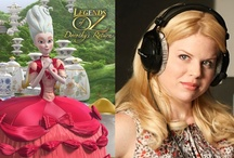 Megan Hilty, China Princess / by Legends of Oz