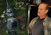 Kelsey Grammer, Tin Man / by Legends of Oz