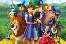 "Movie Posters / Movie posters for ""Legends of Oz: Dorothy's Return"" / by Legends of Oz"