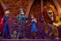 "Movie Scenes / Scenes from ""Legends of Oz: Dorothy's Return"" / by Legends of Oz"