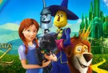 "Cast of Characters / Cast of Characters from ""Legends of Oz: Dorothy's Return"" in 3D. Now Playing in Theaters! / by Legends of Oz"