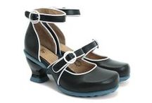 Fluevog in my closet / the ones I have, the ones I plan to buy  / by Anita (married with dinner)