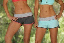 Fitness: great ideas, tips and recipes / by Amy Holly