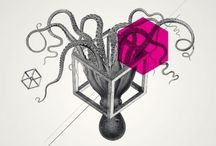   Diseño gráfico   / by Paco Almeida