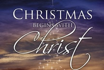 Celebrate CHRISTmas.....Decorations & DIY Crafts / For unto you is born this day in the city of David a Saviour, which is Christ the Lord. Luke 2:11 / by Margie Alexander