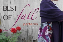 Fall Sewing Inspiration / by Caila Murphy