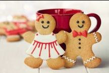 Gingerbread MANia! / Sweet, spicy and sometimes cute...all things gingerbread! / by Margie Alexander