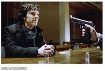 Sherlock / by Taylor Harvey