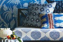 Trendy Upholstery  / by Soho Interiors