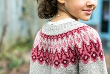 ♡ Knitting ::  for my girl ♡ / #knitting #patterns for little girls / by Imene Said Kouidri
