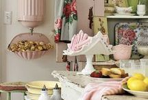 I LOVE...KITCHEN / by I LOVE APRONS delantales creativos
