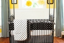 Black and White Nursery / by Carousel Designs