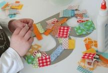 Crafting with Kids / by Whitney from Beauty in the Mess
