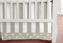 Taupe Nursery / by Carousel Designs