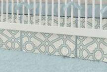 Blue Nursery / by Carousel Designs