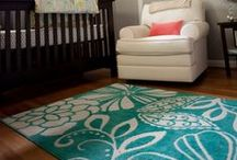 Turquoise Nursery / by Carousel Designs