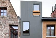 indoors | buildings / Architecture, design, interior design  / by Ilona Tar