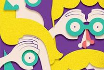 illustration | draw | graphics / by Ilona Tar