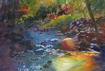 Watercolor Painting and Ideas / by Sammie Justesen