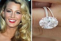 Celebrity Wedding Rings / Celebrity Engagement rings. / by Skatells Jewelers
