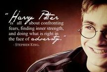 Harry Potter Wisdom / I love Harry Potter!   / by RainbowMagicSparkleButterfly