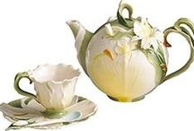 China and serveware / by Louise Brown