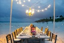 Wedding Day / When you're thinking about a destination wedding don't forget your many vacation rental options. From a wedding venue to a reception location to space for guests to stay vacation rentals provide something for everyone. / by HomeAway