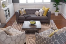 Home Sweet Home / Decor, designs, ideas, organization and diy projects for the home that I love. My style is modern and contemporary.  / by Heather