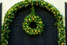 Wreaths & Door Decor / by Lisa Duran