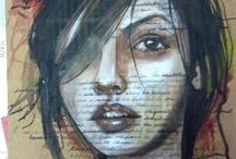 Faces / by Kristal Norton