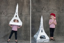 Travel Inspired Costumes / Express your love for travel with these creative costume ideas!  / by HomeAway