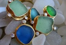Wearable Art - Jewelry / by Dana Yope