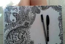 Doodle Inspiration / by Kristal Norton