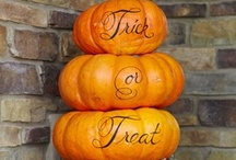 CELEBRATE Halloween / by Suzanne Brown