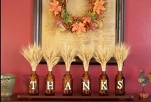 CELEBRATE Thanksgiving / by Suzanne Brown