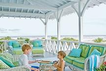 For the Beach House / Our favorite coastal homes - Sirenia Style. http://www.annamariaislandhomerental.com https://www.facebook.com/AnnaMariaIslandBeachLife Twitter: https://twitter.com/AMIHomeRental / by Anna Maria Island Beach Life