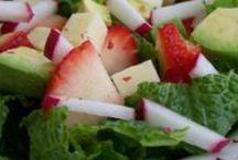 Salads / by Cici