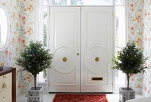 Spring Entryways / Ideas, inspiration and tips for sprucing up your entryway this Spring.  / by One Kings Lane