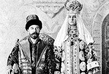 Russian Empire / My great grandparents escaped Russia in 1907. / by Dawn Townsend