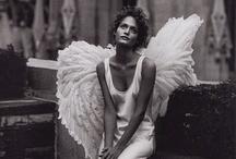 """*A*n*g*e*l*s* / """"If I got rid of my demons, I'd lose my angels."""" ― Tennessee Williams / by stellarorbit ❀"""