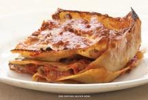 Lasagna Bolognese / by Rocco DiSpirito