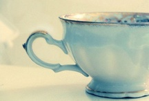 <3 tea time  / by Melissa