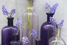 Bottles, jars and vases / by Shelly Mayo